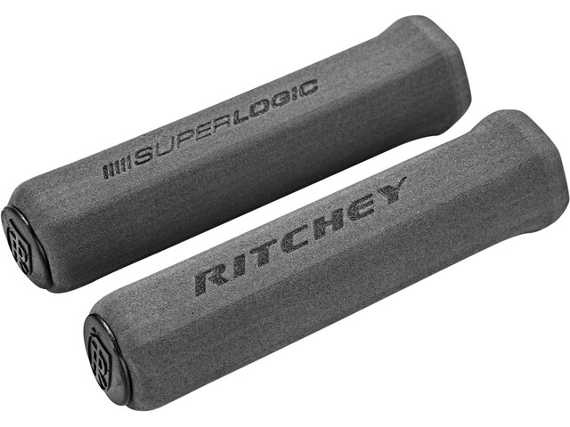 Ritchey Superlogic Grips 130mm, grey